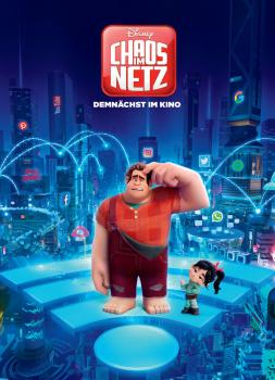 Ralph reichts 2: Chaos im Netz (2018)<br><small><i>Ralph Breaks the Internet: Wreck-It Ralph 2</i></small>