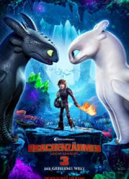 Drachenzähmen leicht gemacht 3: Die geheime Welt (2019)<br><small><i>How to Train Your Dragon: The Hidden World</i></small>