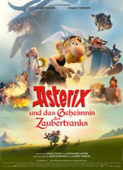 Asterix: Le secret de la potion magique
