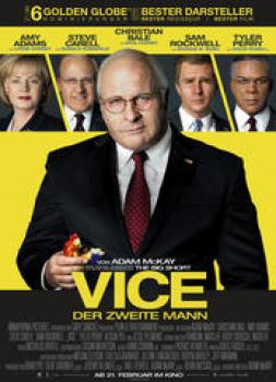 <b>Greg Cannom, Kate Biscoe, Patricia DeHaney</b><br>Vice - Der zweite Mann (2018)<br><small><i>Vice</i></small>