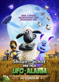 Shaun das Schaf - Der Film 2 - Ufo-Alarm (2019)<br><small><i>Shaun the Sheep Movie: Farmageddon</i></small>