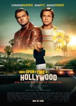 <b>Leonardo DiCaprio</b><br>Once Upon a Time ... in Hollywood (2019)<br><small><i>Once Upon a Time in Hollywood</i></small>