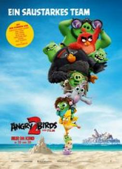 Angry Birds 2 (2019)<br><small><i>The Angry Birds Movie 2</i></small>