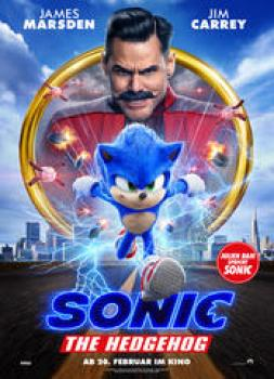 Sonic the Hedgehog (2019)<br><small><i>Sonic the Hedgehog</i></small>