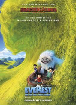 Everest - Ein Yeti will hoch hinaus (2019)<br><small><i>Abominable</i></small>