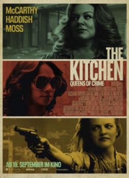 The Kitchen: Queens of Crime (2019)<br><small><i>The Kitchen</i></small>
