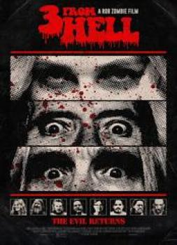 3 from Hell (2019)<br><small><i>Three From Hell</i></small>