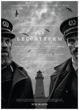 Der Leuchtturm (2019)<br><small><i>The Lighthouse</i></small>