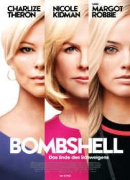 <b>Charlize Theron</b><br>Bombshell – Das Ende des Schweigens (2019)<br><small><i>Bombshell</i></small>