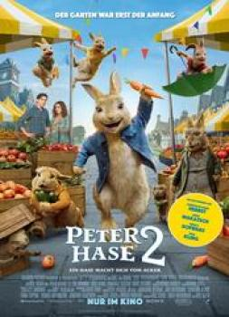 Peter Hase 2 (2020)<br><small><i>Peter Rabbit 2</i></small>