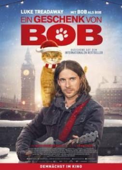 Ein Geschenk von Bob (2020)<br><small><i>A Christmas Gift from Bob</i></small>