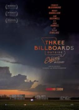 <b>Frances McDormand</b><br>Three Billboards Outside Ebbing, Missouri (2017)<br><small><i>Three Billboards Outside Ebbing, Missouri</i></small>