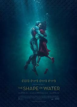 <b>Guillermo del Toro & Vanessa Taylor</b><br>Shape of Water - Das Flüstern des Wassers (2017)<br><small><i>The Shape of Water</i></small>