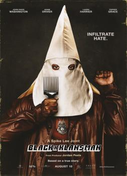 <b>Spike Lee</b><br>BlacKkKlansman (2018)<br><small><i>BlacKkKlansman</i></small>