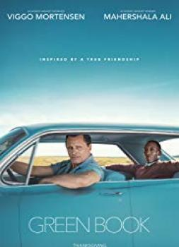 <b>Nick Vallelonga, Brian Currie, Peter Farrelly</b><br>Green Book (2018)<br><small><i>Green Book</i></small>