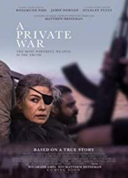 <b>Requiem for a Private War</b><br>A Private War (2018)<br><small><i>A Private War</i></small>