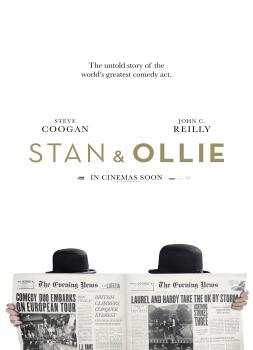 <b>John C. Reilly</b><br>Stan & Ollie (2018)<br><small><i>Stan & Ollie</i></small>
