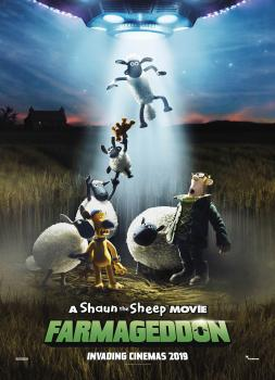 Shaun Das Schaf - Der Film: Ufo Alarm (2019)<br><small><i>Shaun the Sheep Movie: Farmageddon</i></small>