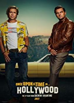 Once Upon a Time in... Hollywood (2019)<br><small><i>Once Upon a Time in Hollywood</i></small>