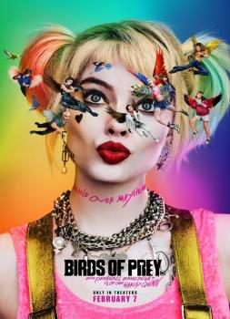 Birds of Prey: The Emancipation of Harley Quinn (2020)<br><small><i>Birds of Prey</i></small>