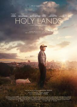 Die Wurzeln des Glücks (2018)<br><small><i>Holy Lands</i></small>