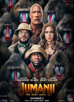 Jumanji 2: The Next Level (2019)<br><small><i>Jumanji: The Next Level</i></small>