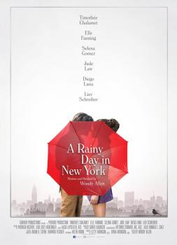 A Rainy Day in New York (2019)<br><small><i>A Rainy Day in New York</i></small>