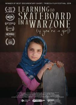 Learning to Skateboard in a Warzone (If You're a Girl) (2019)<br><small><i>Learning to Skateboard in a Warzone (If You're a Girl)</i></small>