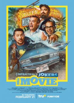 Impractical Jokers: The Movie (2020)<br><small><i>Impractical Jokers: The Movie</i></small>