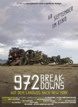 972 Breakdowns - Auf dem Landweg nach New York (2020)<br><small><i>972 Breakdowns - Auf dem Landweg nach New York</i></small>
