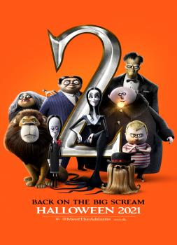 The Addams Family 2 (2021)<br><small><i>The Addams Family 2</i></small>