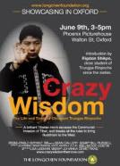 Crazy Wisdom: The Life & Times of Chogyam Trungpa Rinpoche