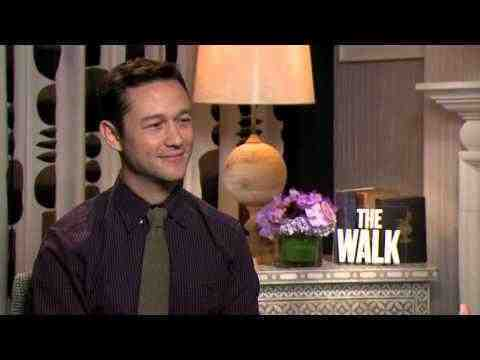 The Walk - Joseph Gordon Levitt Interview