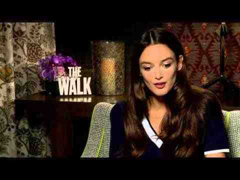 The Walk - Charlotte Le Bon Interview (french)