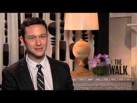 The Walk - Joseph Gordon Levitt Interview 2