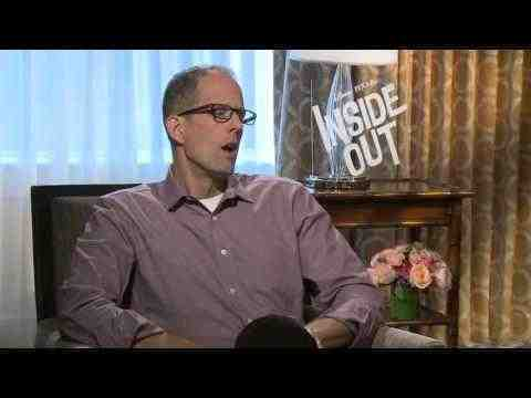 Inside Out - Pete Docter Interview