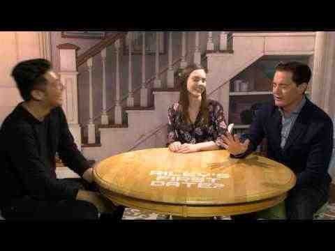 Inside Out - Kyle MacLachlan & Kaitlyn Dias Interview