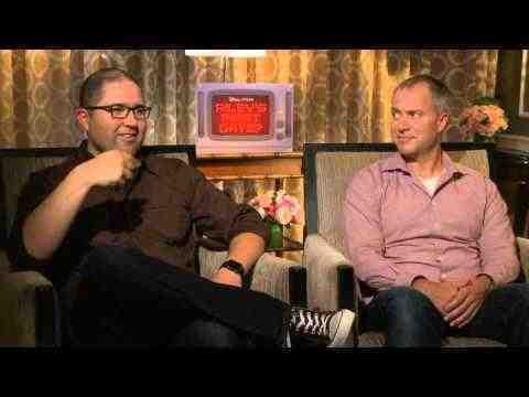 Inside Out - Josh Cooley & Mark Nielsen Interview