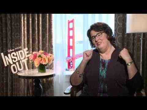 Inside Out - Phyllis Smith Interview
