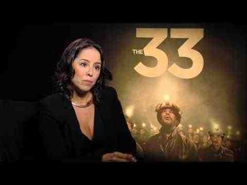 The 33 - Patricia Riggen Interview