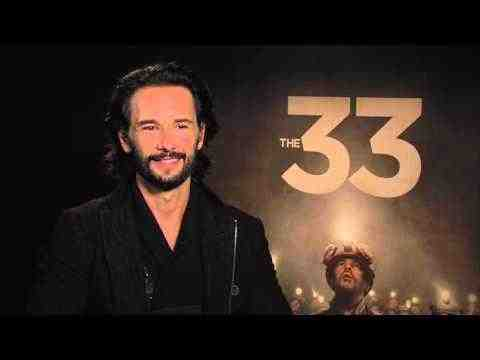The 33 - Rodrigo Santoro Interview