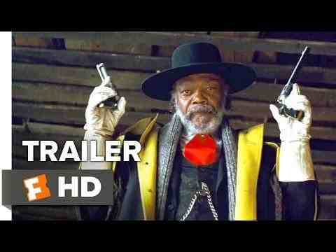 The Hateful Eight - trailer 2