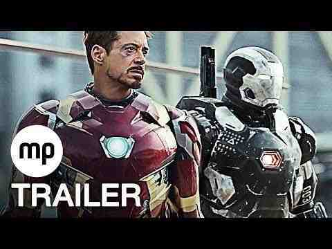 The First Avenger: Civil War - trailer 1