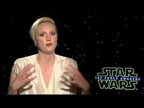 Star Wars: Episode VII - The Force Awakens - Gwendoline Christie Interview