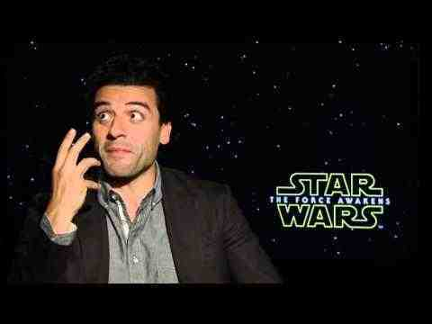 Star Wars: Episode VII - The Force Awakens - Oscar Isaac Interview