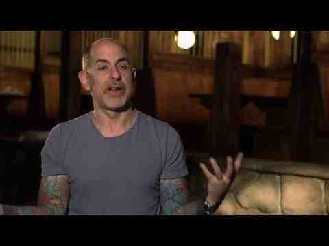 The Forest - Producer David S. Goyer Interview