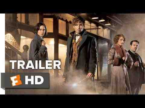 Fantastic Beasts and Where to Find Them - teaser trailer 1