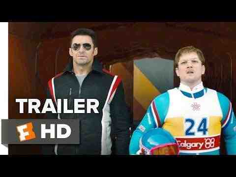 Eddie the Eagle - trailer 2