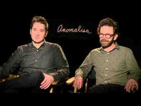Anomalisa - Charlie Kaufman & Duke Johnson Interview