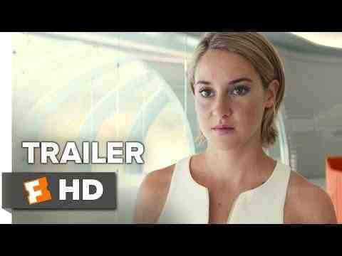 The Divergent Series: Allegiant - Teaser Trailer 1